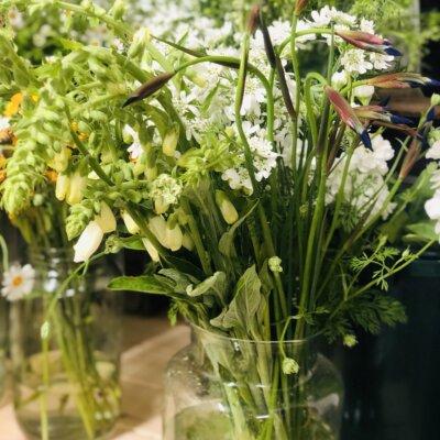 The Sustainable Florist!